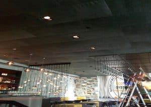 Ceiling Acoustic Treatments