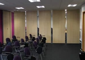 Sliding Folding Partition