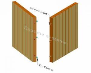 Wooden Slates