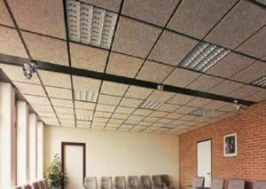 Wooden Fiber Ceiling Panel