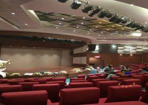 Auditorium Ceiling Clouds