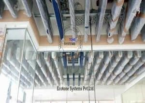 Ceiling Hanging Baffles