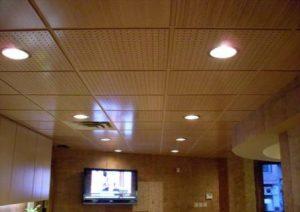 Wooden Acoustic Tiles