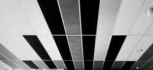 Sleek Design Acoustic Ceiling Panels