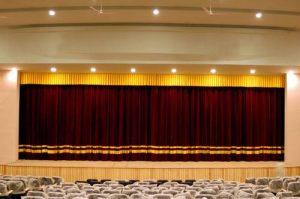 auditorium curtains