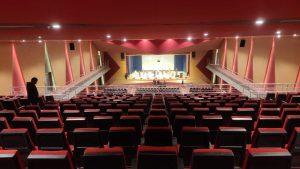Auditorium Acoustic Treatment