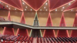 acoustic panels for auditorium
